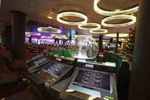 ギャンブルの世界が楽しめる