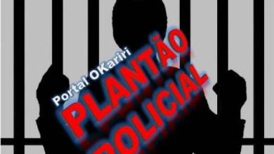 Foto de Milagres-CE: PM prende acusado de assassinato no Bairro Francisca do Socorro