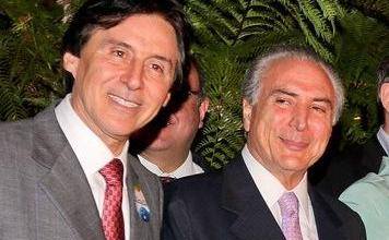 Photo of Presidente Temer diz que, se cair, Maia e Eunício serão os próximos