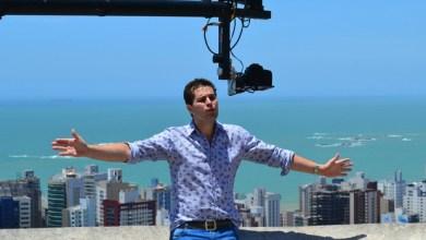 Foto de Pedro Leonardo grava clipe e se despede da carreira de cantor