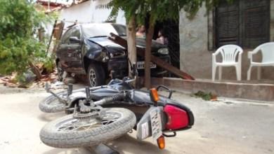 Photo of Pedreiro destrói varanda de casa e atropela dona de casa em Quixadá