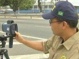 Radar Polícia Rodoviária