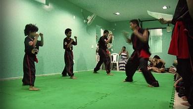 Photo of Alunos Conquistam Graduação no Boxe Chinês em Milagres/CE