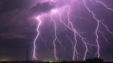 Foto de Segundo Inpe, Chuvas com raios e ventos devem ocorrer em 68 cidades do CE