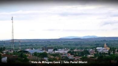Photo of Milagres registra a maior chuva do Cariri e 2ª do Ceará; Confira