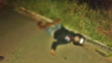 Foto de Jati-CE: Motoqueiro falece depois de colidir com caminhão