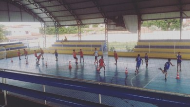 Photo of Iniciada as aulas das Escolinhas de Futsal e Jiu-Jitsu em Milagres