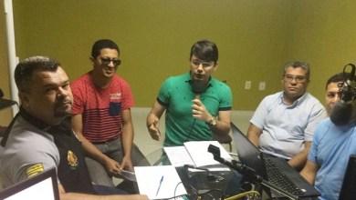 Foto de Milagres-Ce: Prefeito Lielson Landim lança programa de rádio para ouvir a população