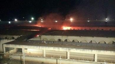 Foto de Cariri: Presos fazem rebelião na penitenciária de Juazeiro do Norte