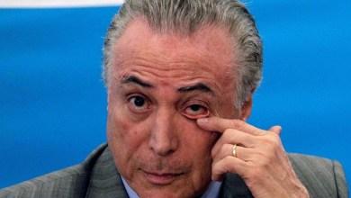 Photo of Extra: Duas horas antes do prazo,Temer se entrega à PF em São Paulo