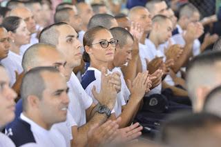 Photo of Ceará: 1.372 homens e mulheres iniciam curso preparatório na PM