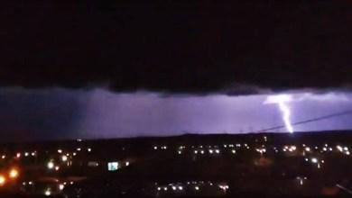 Foto de Ceará registra cerca de 20 mil raios; município de Milagres está fora do ranking dos 10 mais