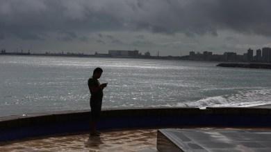 Foto de Fevereiro de 2020 é o segundo mais chuvoso da década no Ceará