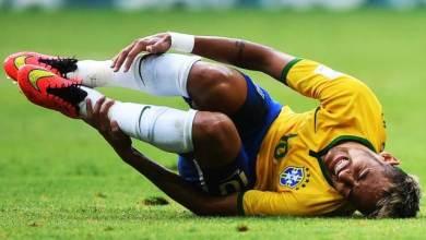 Foto de Neymar vira chacota pelo mundo após simulações na Copa 2018; confira