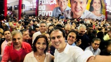 Foto de Entre Ciro e Lula, Camilo evita falar sobre campanha nacional; confira