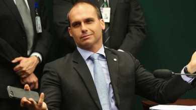 Photo of STF encaminha processo de Eduardo Bolsonaro para vara criminal por suposta ameaça a uma jornalista