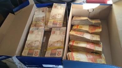 Foto de Operação da PF encontra R$ 123 mil em caixas de sapato na casa do prefeito de Granjeiro; confira os detalhes