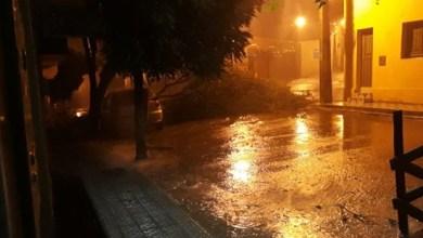 Photo of Porteiras (CE): Chuva e vento forte provocam grandes estragos