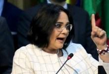 """Foto de """"Estou brava, Brasil! Estou muito brava!"""": Ministra Damares Alves pede suspensão do filme 'Lindinhas'"""