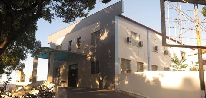 Hospital Maternidade São Lucas, onde adolescente esteve internada. (Foto: Antonio Rodrigues)