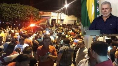Photo of Nova Olinda (CE): Prefeito é afastado suspeito de compra irregular de combustível