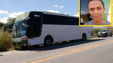 """Photo of Milagres (CE): Acusado de matar artesão em Mauriti é preso dentro de ônibus de """"boia fria"""""""