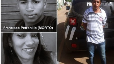Photo of Porteiras (CE): Suspeito de matar homem envolvido com sua ex-companheira é preso pela polícia