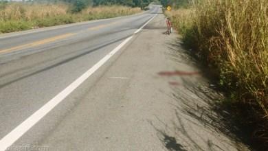 Photo of Milagres (CE): Ciclista morre após ser atropelado enquanto trafegava pela BR-116