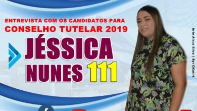 Photo of JÉSSICA NUNES– Nº 111: 2ª entrevista com candidatos para o Conselho Tutelar em Milagres – CE (2019).