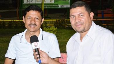 Pepe da papelaria concedeu entrevista ao OKariri na noite da terça-feira (13/ago) | Foto: OKariri