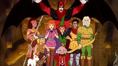 Foto de Há 36 anos estreava a série animada Caverna do Dragão; relembre episódios