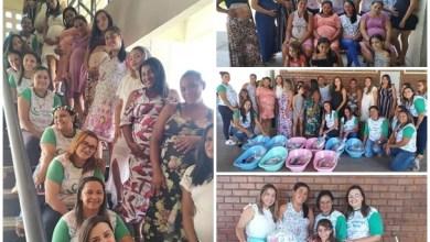 Photo of Barro-Ce: Programa Criança Feliz além de capacitar futuras mães, realiza sessão de fotos e entrega de kits para bebês