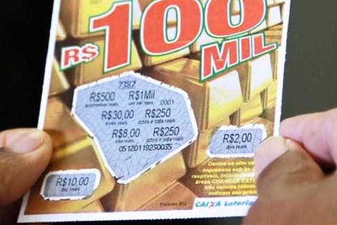 Divulgação loterias da CEF