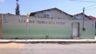 Foto de Imprudência: Aluno é atropelado por moto em frente à escola em Brejo Santo.