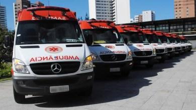 Photo of Nove cidades do Cariri vão receber novas ambulâncias esta semana.