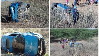 Foto de Registros de um acidente fatal em Milagres; outro sem gravidade em Mauriti e morte por choque elétrico em Brejo Santo-Ce