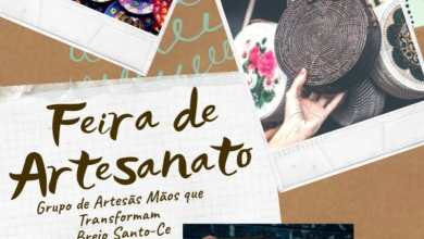 Photo of Brejo Santo – Secretaria de Cultura promove Feira de Artesanato.