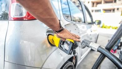 Foto de 47% do valor da gasolina no Ceará são de impostos