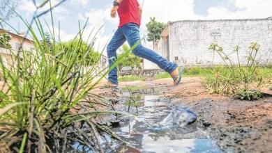 Foto de Aurora-Ce: ação do MPCE requer a implantação de sistema de esgotamento sanitário na cidade