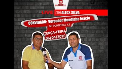 Foto de Bate papo com o vereador Mundinho Inácio, vereador e pré-candidato a prefeito em Porteiras-Ce