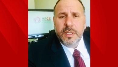 promotor de Justiça de Mauriti-Ce, Dr. Leonardo Marinho
