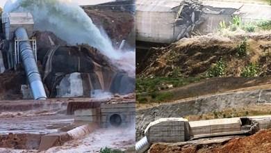 Foto de Jati-CE: Sequência de falhas causou rompimento da barragem acontecido em agosto