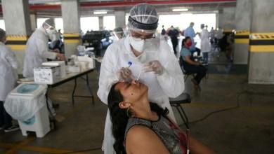 Foto de Testagem para profissionais de escolas da rede estadual no Ceará começa segunda-feira