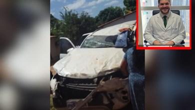 Foto de Brejo Santo-Ce: Gilvan Landim, irmão do Deputado Guilherme Landim se recupera de acidente automobilístico