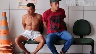 Foto de Mauriti-Ce: dupla é presa acusada de furtar oficina mecânica durante dois meses