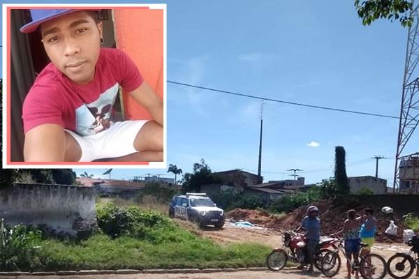 """O homossexual """"Diego Ribeiro"""", foi encontrado morto nesse domingo (30)"""