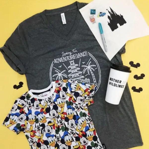 What we wore to Disneyland