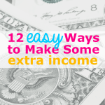 12 Easy Ways to Make Some Extra Income