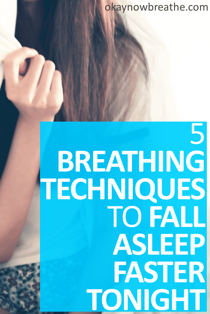 5 Breathing Techniques to Help You Fall Asleep Faster Tonight