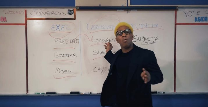 Viral Rap Video Breaks Down The Importance Of Voting In Under Four Minutes